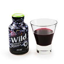 珍想 超越蓝莓 野生蓝莓汁饮料 [300ml 2瓶]
