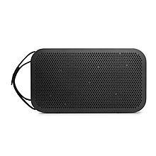 B&O BeoPlay A2 真皮腕带便携式无线蓝牙小音箱 [黑色]
