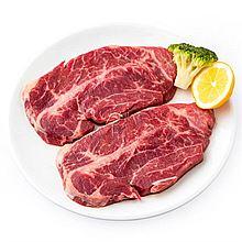 易果生鲜 澳洲谷饲小公牛嫩肩牛排(2片) [200g]