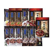 东来顺 帝都名吃系列888型礼盒 酱牛肉牛腱羊杂红焖羊肉筋头巴脑羊蝎子 CS1688802[4340g]