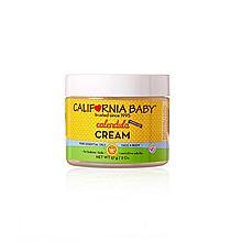 CaliforniaBaby 加州宝宝 金盏花面霜 婴幼儿保湿润肤 防湿疹痱子奶藓膏 57g(美国本土版 )(二库)