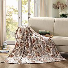 LOVO 罗莱生活出品 加州风情毯 VBC1502-8 [180x200cm]