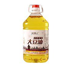 地道龙江 非转基因一级大豆油 [5L]