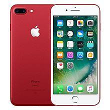苹果 iPhone7 plus 128G 移动联通电信4G 赠:10400毫安移动电源+手机套+钢化膜 [红色版-预约]
