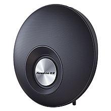 民商智惠 纽曼 Q5 无线蓝牙音箱 便携式创意室内客厅家居音响 插卡式mp3播放器扩音器 [黑色]