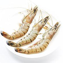 优品悦动 斯里兰卡Alpex野生黑虎虾 41-50尾/kg [1.5kg/盒]
