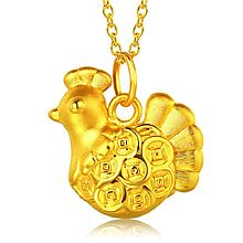 黄金钱包 印钞鸡 [金色]