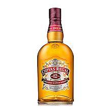 民商智惠 芝华士12年苏格兰威士忌 [500ml]