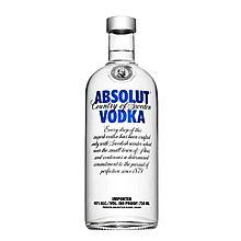 民商智惠 绝对伏特加/Absolut Vodka 原味 鸡尾酒洋酒 [700ml]