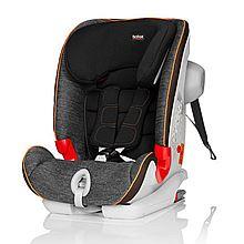 民商智惠 britax宝得适百变骑士isofix9个月-12岁汽车儿童安全座椅3C认证 [曜石黑 ]