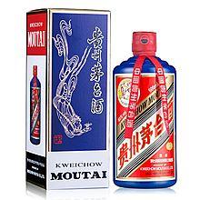 民商智惠 茅台 53度飞天茅台(蓝)500ml [瓶]