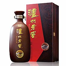 民商智惠 泸州老窖 52度泸州老窖紫砂大曲(红)500ml [瓶]