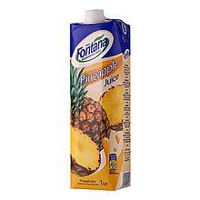 芬特乐 菠萝汁 1L