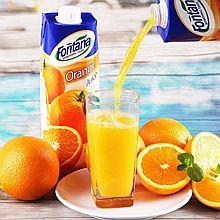 芬特乐 橙汁 1L