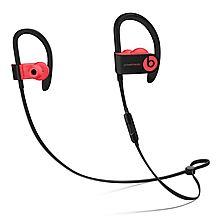 BEATS Powerbeats3 by Dr. Dre Wireless无线蓝牙运动入耳式耳机 [迷幻红]