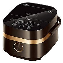 Midea 美的 IH电磁加热4L电饭煲 FS4006 [咖啡色]