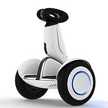 小米 MI 九号平衡车Plus 智能代步电动体感车 [白色]