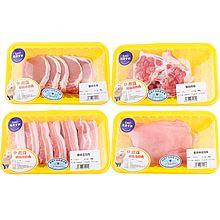 民商智惠 爱森食品鲜肉组合B套 [4盒装]