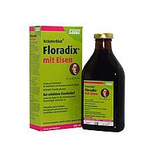 莎露斯 德国进口Salus Floradix铁元草本滋补液 绿元*2 [500ml*2]