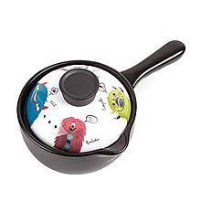 马克西姆 艾米莉Amelie 1.6L法式陶瓷奶锅ART22 [黑色]
