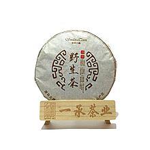 悦茶小镇 2016年荒野白茶饼 [300g]