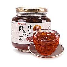 迪乐司 韩国原装进口 韩国风 蜂蜜红枣茶冲饮 [1000ml]