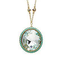 施华洛世奇 水晶项链 5037451 [蓝色]