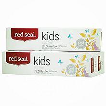 Redseal 新西兰进口 红印儿童牙膏 安全定制可吞咽 无氟防蛀固齿 [二只75g*2]