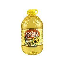 金冠 俄罗斯有机级 原瓶进口 冷压榨 葵花籽油 食用油 [5L]