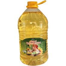 阿尔辰晞 【限时抢】 俄罗斯原瓶进口 非转基因 冷压榨葵花籽油 食用油 植物油 烹调油 [5L]
