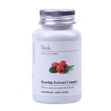 Unichi 澳洲进口 玫瑰果精华胶囊(澳洲版)天然美白丸 富含澳洲玫瑰果 [60粒]