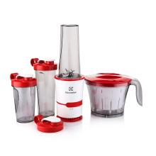 伊莱克斯 早餐机组合EGBR020 [白+红]