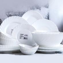 乐美雅 (Luminarc)特瑞欧餐具18件套 [18件套]