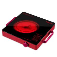 龙的 电陶炉LD-DTL207C [红色]