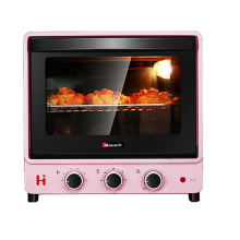 海氏 家用电烤箱 30L B30 [粉色]