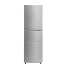 Midea 美的 三门冰箱 220L BCD-220TM [星际银]