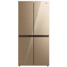 Midea 美的 十字对开冰箱 456L BCD-456WGM [凯撒金]