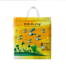 快乐童年 Kids de Joy 英国品牌 沙漏型婴儿纸尿裤 尿不湿 男女宝通用 GMG-K01[S 76片/包(3-7kg)]
