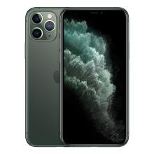 苹果 Apple iPhone 11 Pro Max (A2220) 256GB移动联通电信4G 双卡双待 [暗夜绿色]
