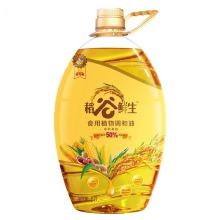 金龙鱼 食用油非转基因稻谷鲜生食用植物调和油 [5L]