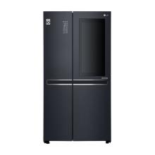 lg 双风系透视窗门中门 一级能效风冷无霜对开门冰箱 626L超大容量 [S649MC79A]