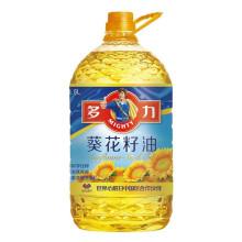 多力 葵花籽油 优选非转基因原料 全物理压榨 [5L]