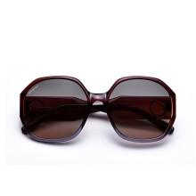 菲拉格慕 2020新品 太阳镜女男 时尚街拍多色可选防紫外线眼镜 墨镜男女防晒护眼 眼镜 护目镜 [茶色SF943S-549]