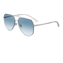 海俪恩 太阳眼镜中性款 新款飞行员蛤蟆镜开车驾驶墨镜 [N6962N40]