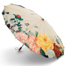 蕉下(BANANAUNDER)太阳伞迷你遮阳伞黑胶防紫外线太阳伞 四季彩