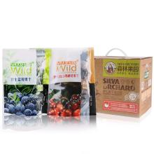 【限时抢】森林果园野生蓝莓/蔓越莓果干组合 来自大兴安岭的天然美果