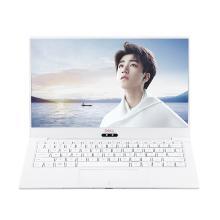 戴尔DELL全新XPS13-9370-R1805G 13.3英寸超轻薄窄边框白色硅纤维笔记本电脑 i7-8550U 8G 256GSSD 指纹识别