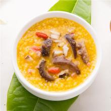 獐子岛 海参小米粥 800g 速冻熟食高汤加热即食