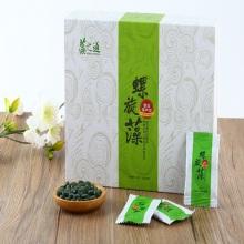 藻之道白领装螺旋藻 盒装 3克*60袋 调节免疫力 白领一族