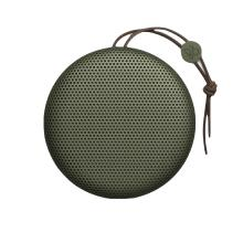 BeoPlay B&O PLAY A1 便携式无线蓝牙音响户外蓝牙音箱 [绿色 ]